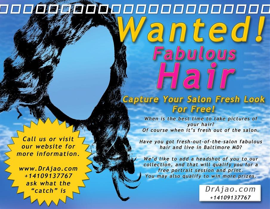 photoblog image hair wanted